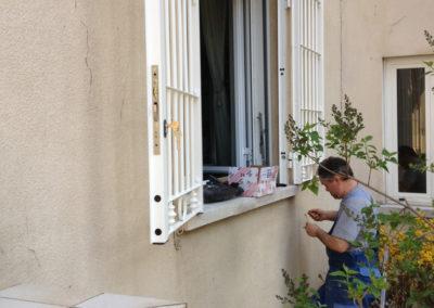 Grate di sicurezza per abitazione privata Trieste