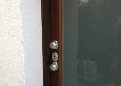 Trieste PORTA BLINDATA DIERRE VITRA