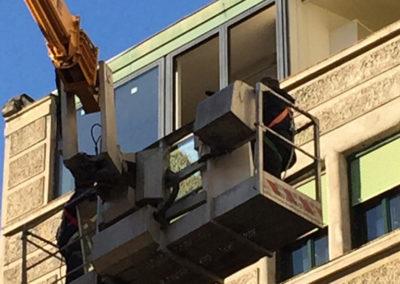 Trieste serramenti alluminio per uffici